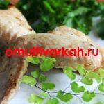 Куриные крылья  в медово-горчичном маринаде (рецепт с фото)