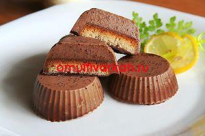 Кофейное пирожное (рецепт с фото)
