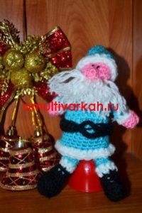 Новогодний рецепт - Дед Мороз
