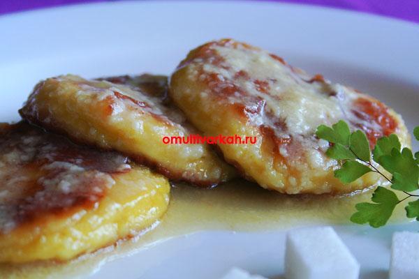 Готовим сырники (рецепт с фото)